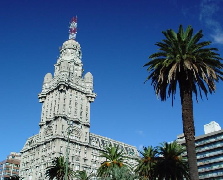 Palacio Salvo, Montevideo - Uruguay