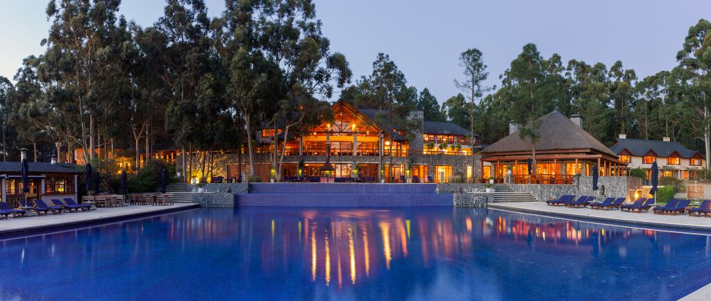 Sunset at Carmelo Resort and Spa a Hyatt Hotel